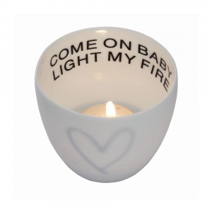 "Подсвечник ""Come On Baby Light My Fire"""